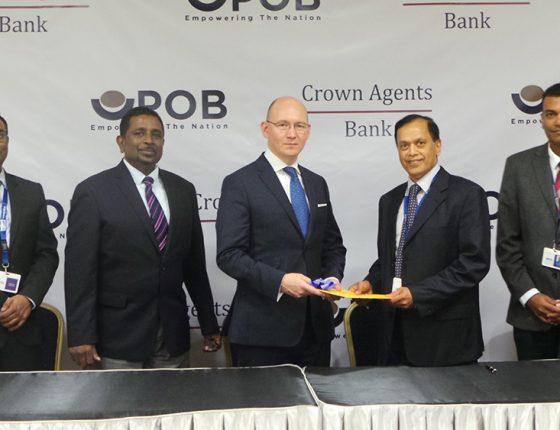 Establishing Correspondent Banking Relationship with Crown Agents Bank