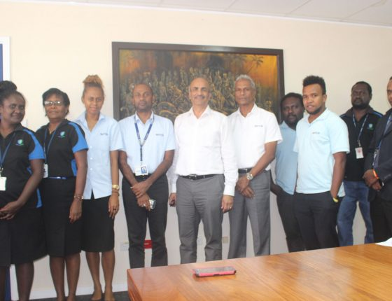 Empowering the Nation – Solomon Power ties up with POB